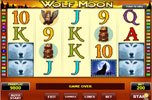 Wolf Moon Slotmachine