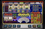 Arabian Nights fruitautomaat